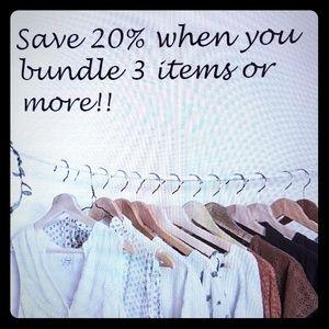 Accessories - Bundle best price!